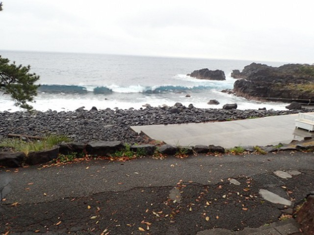 今日の海洋状況・波高し