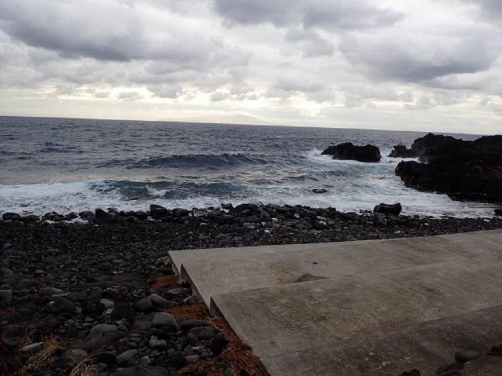 伊豆海洋公園、今日の海