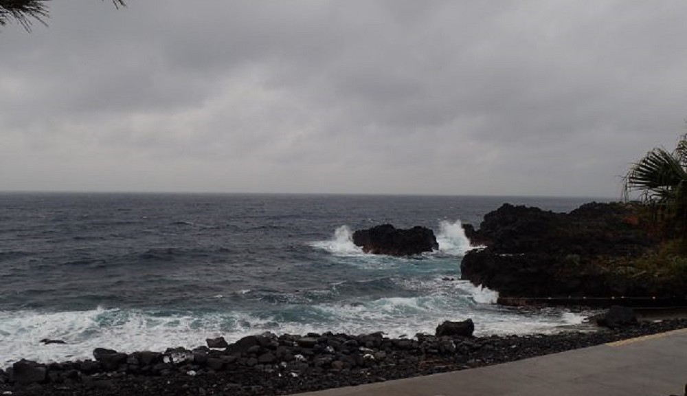 今日の海洋状況