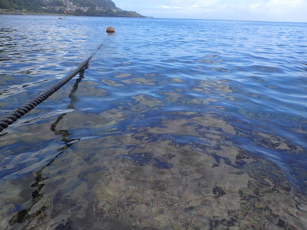 富戸ヨコバマ・フラットな水面