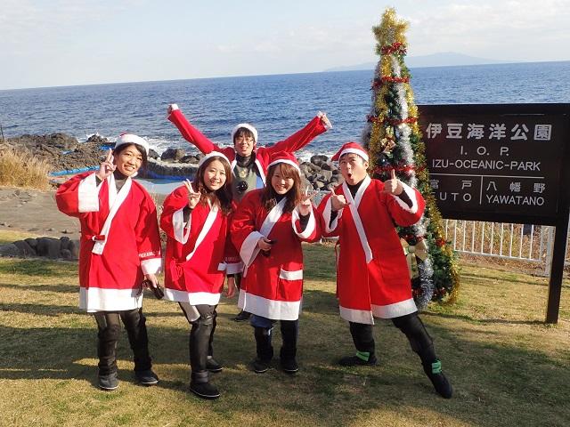 2015クリスマスin伊豆海洋公園