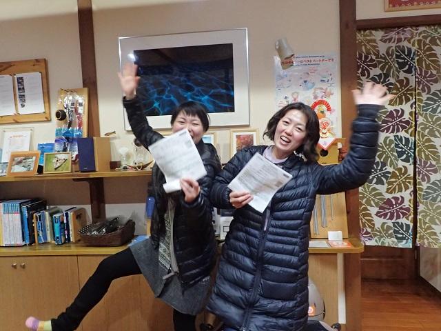 MAKIさん&JUNKOさん