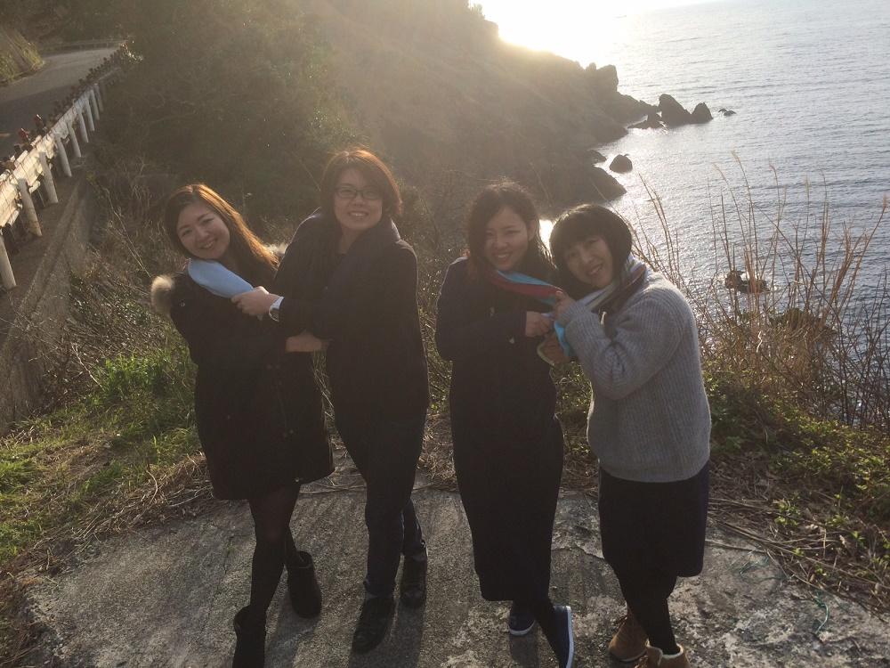 雲見・4名女子会