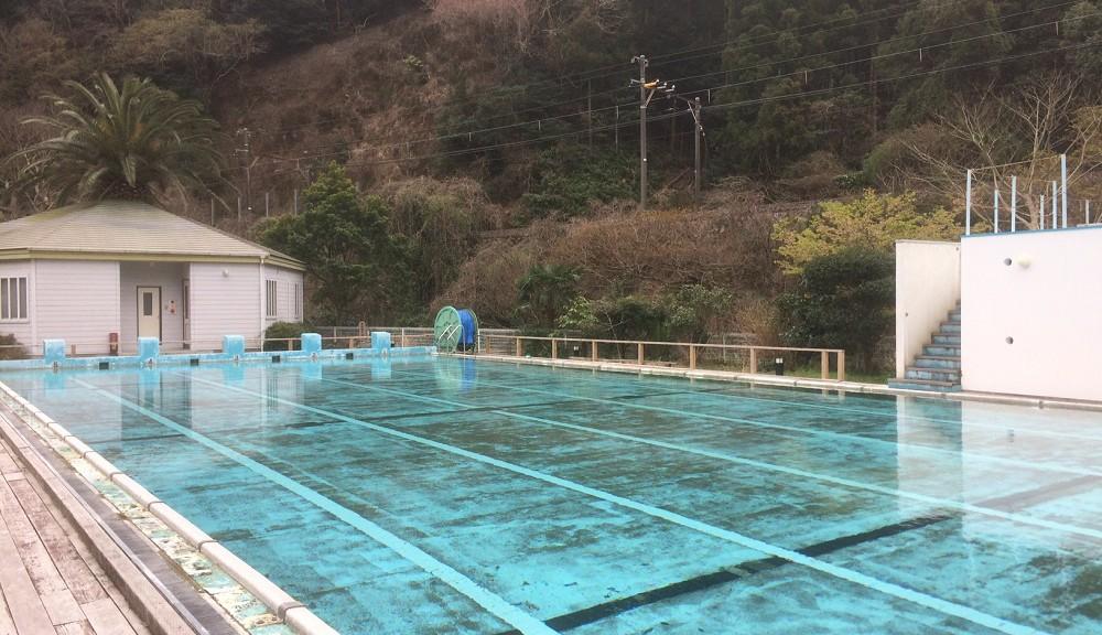 河津・温泉プール