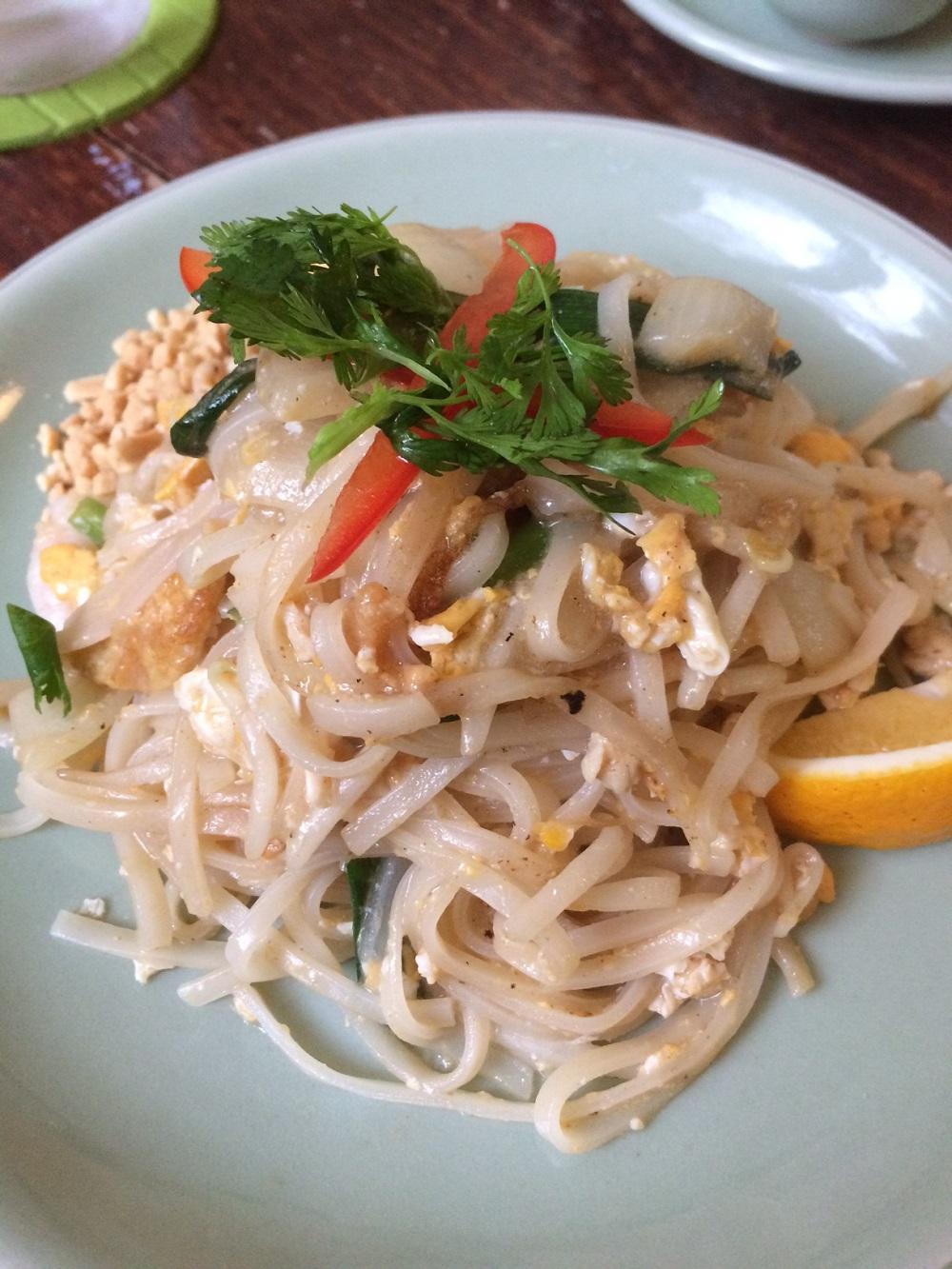 タイ料理パッタイ、はまります!