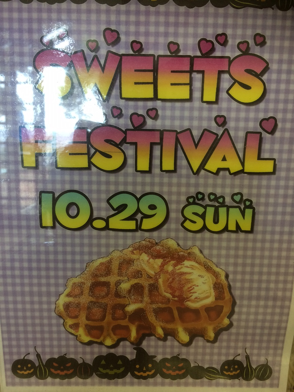 SWEETS FESTIVAL in IOP
