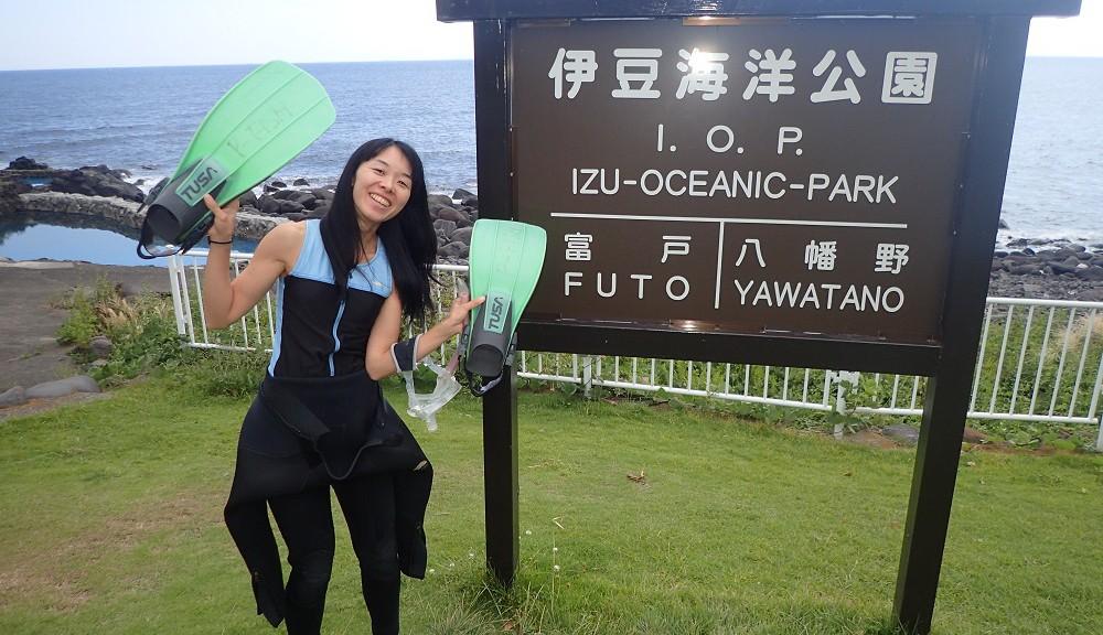 伊豆海洋公園にて、、、