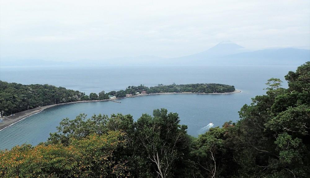 大瀬崎と富士山・絶景ビューポイント