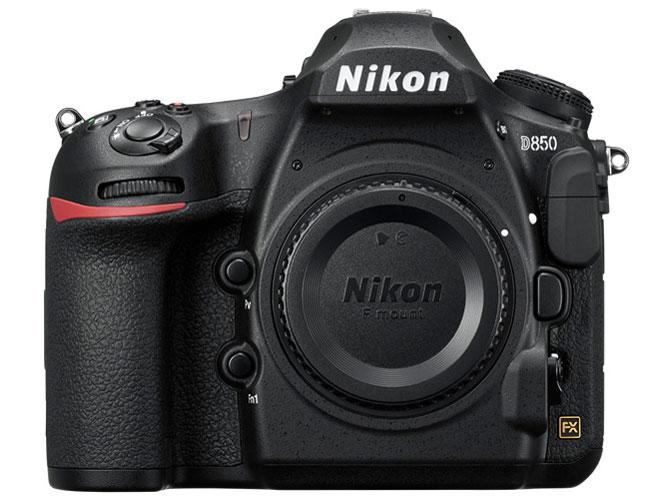 新発売NIKOn D850