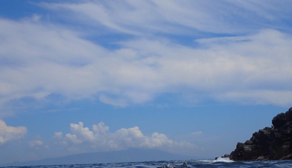 夏空、夏海、伊豆の風景