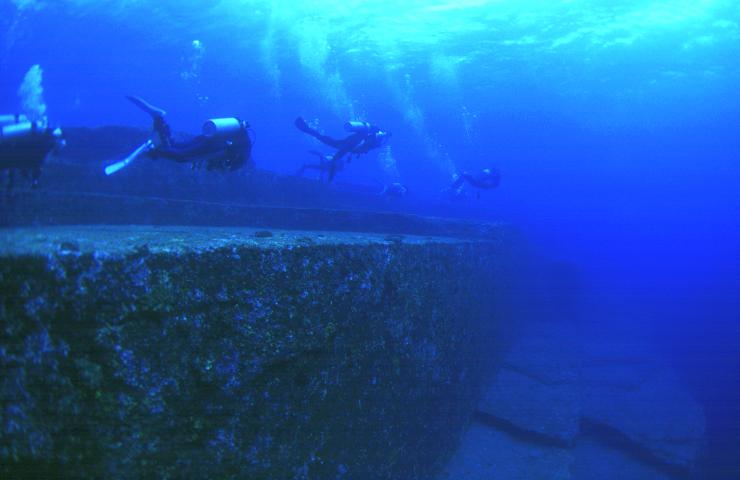 与那国島・海底遺跡