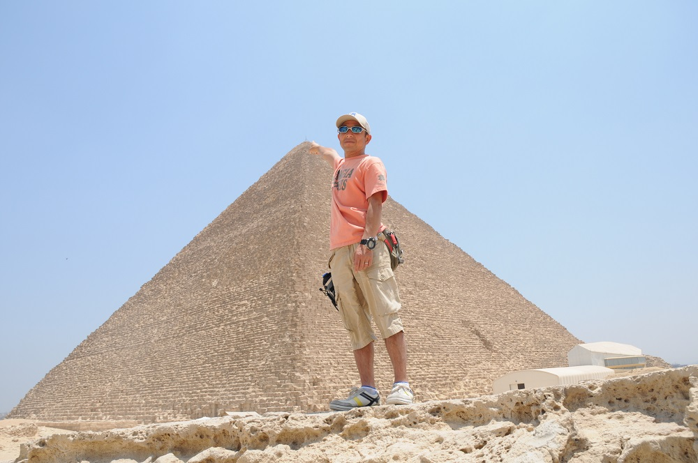 エジプトギザ・ピラミッド