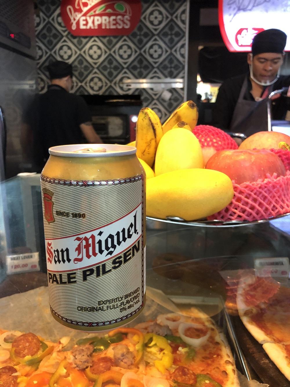 サンミゲールビール