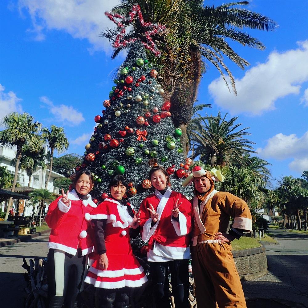 伊豆海洋公園にてMerry Christmas