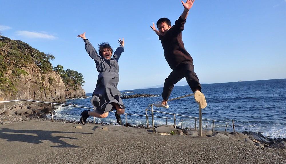 アドバンス講習・達成感のジャンプ