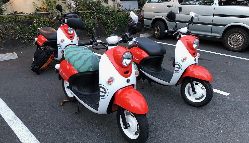出川哲朗・充電させてください。スイカバイク