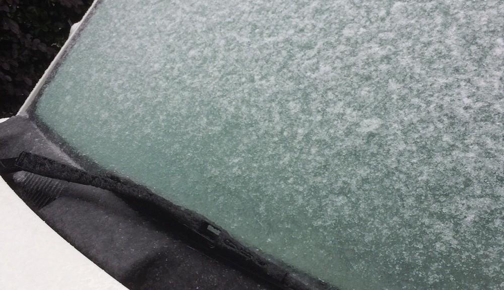 伊豆地方・積雪