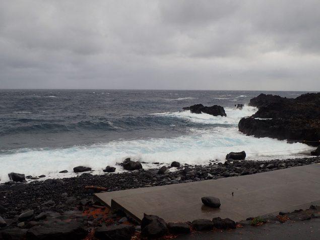 今日の伊豆海洋公園エントリー口