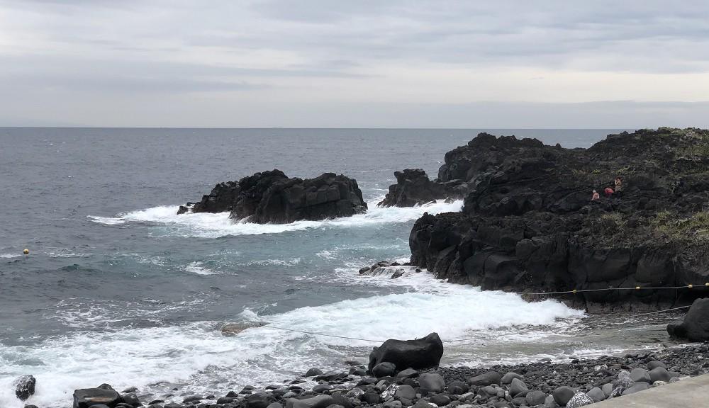 今日の伊豆海洋状況・エントリー口