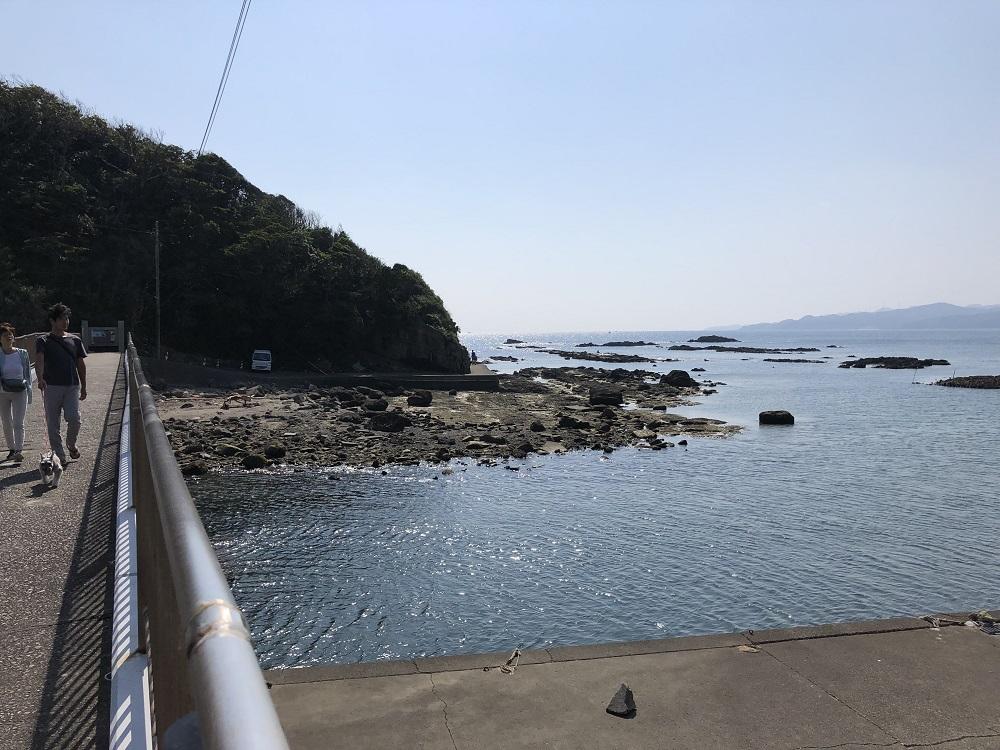 べた凪の須崎ビーチ