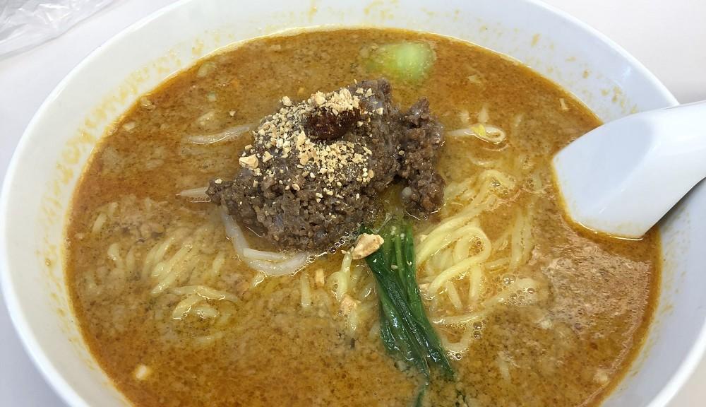 河津・華蓮・担々麺